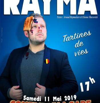 RAYMA + infos A4 GENEVE