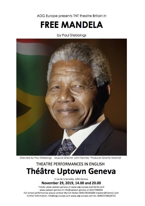 Free Mandela 29.11.