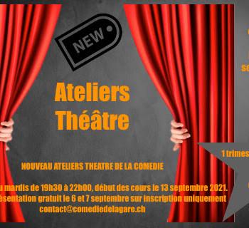 flyer atelier theatre